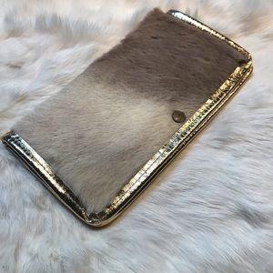 Vintage Aussie Sheepskin Furry Wallet Uggs-n-Rugs